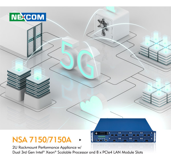 NEXCOM Offers a Powerful and Multi-purpose Networking Appliance