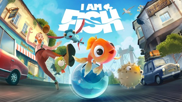 I Am Fish Is Available Now, Dive Right in on Xbox and PC