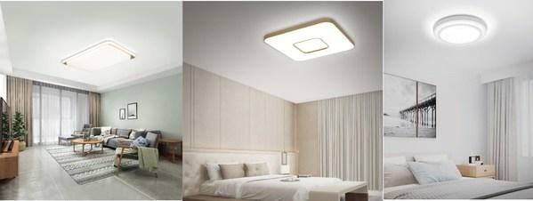 基于WiZ平台的飞利浦双梦、焕梦、悦影系列智能LED吸顶灯