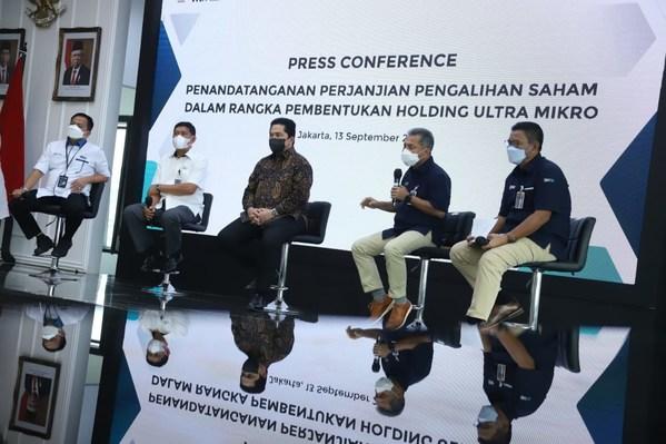 BRI chuẩn bị phát hành quyền mua cổ phiếu nhằm xây dựng hệ sinh thái siêu vi mô lớn nhất Indonesia