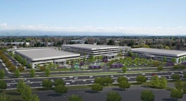 矽谷總部和園區