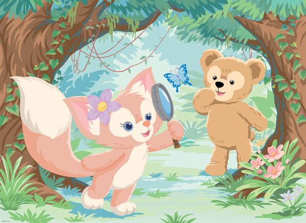 全球首发!达菲新朋友 -- 小狐狸玲娜贝儿将于9月29日亮相上海迪士尼度假区