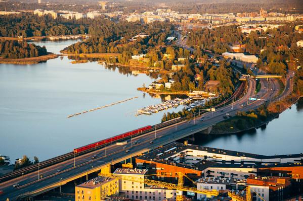 芬兰首都赫尔辛基,打造碳中和智慧城市,创造美好生活