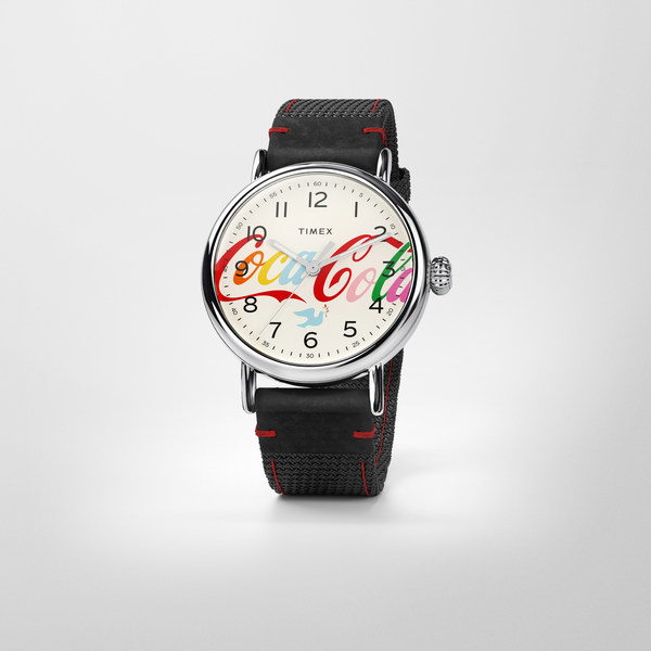 TIMEX STANDARD X COCA-COLA® UNITY COLLECTION