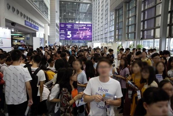 10月深圳AWC汽车电子展全景呈现汽车前装新技术