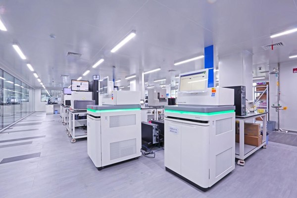 明码生物科技-实验室