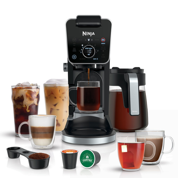 Ninja Brings the Coffeeshop Experience to Your Kitchen
