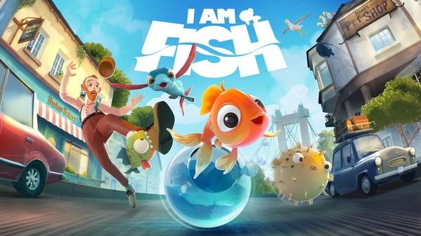 수중 게임 '난 물고기야', Xbox 및 PC로 출시