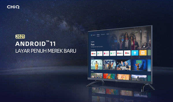 """Changhong CHiQ Merambah Pasar Indonesia dengan Meluncurkan Seri """"Smart TV"""" Unggulan"""