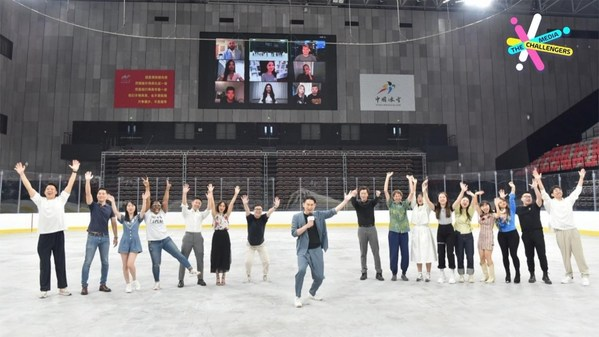 CGTN:CGTN Media Challengersキャンペーンの24人の有望候補者が最終コンペティションに