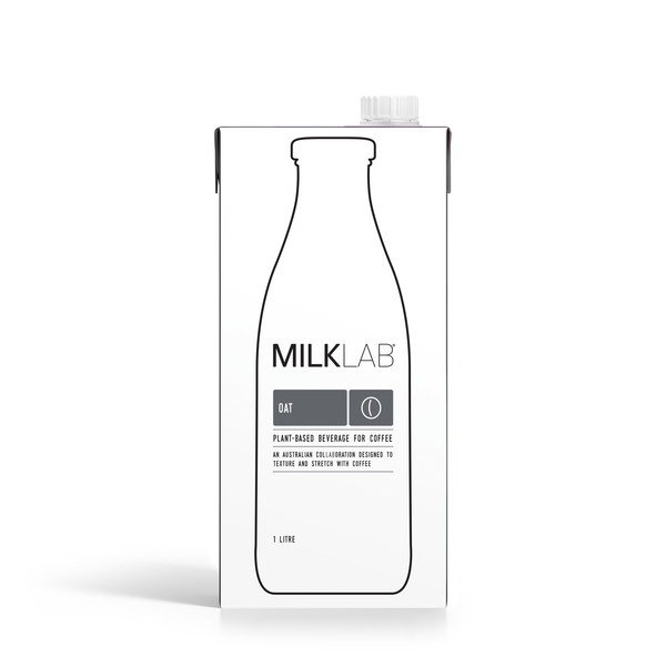 MILKLAB Launches Oat Milk in Singapore to Provide Coffee Lovers with Delicious and Healthy Milk Option