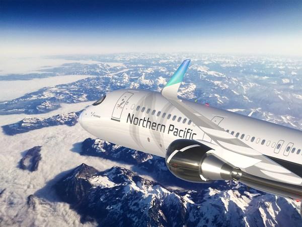 노던 퍼시픽 항공, 첫 6대의 보잉 757-200 구매 발표