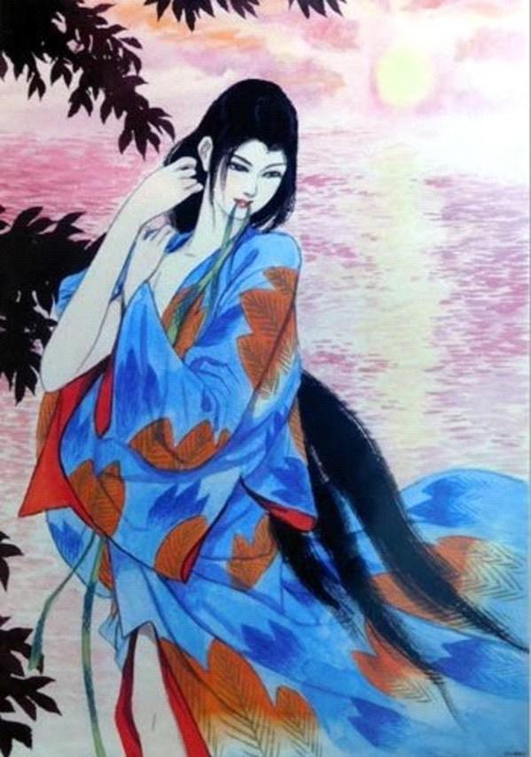 Goseki - Female Ninja Oboro