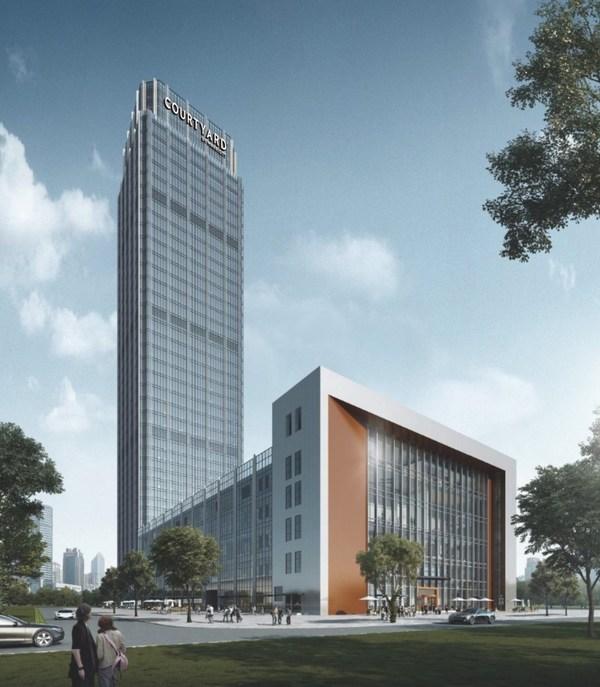 万怡酒店首度亮相温州乐清  温州乐清万怡酒店正式开业
