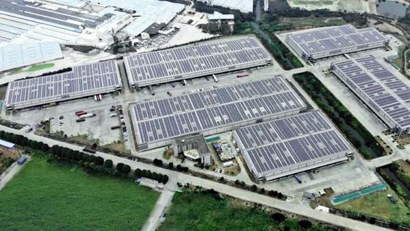普洛斯新開發基金首輪關賬17.5億美元,中國物流開發總募資居私募資管機構首位