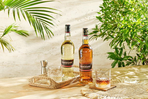 Top US Spirits Buyers Award Tanduay Rum Products Gold Medals