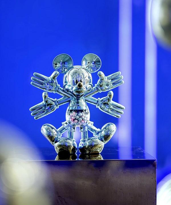 APPortfolio收藏级潮玩雪天使米奇( Snow Angel Mickey)