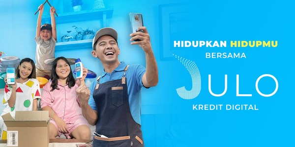 JULO Launches Complete Features of Digital Credit, Empowers Indonesia to Live Your Life