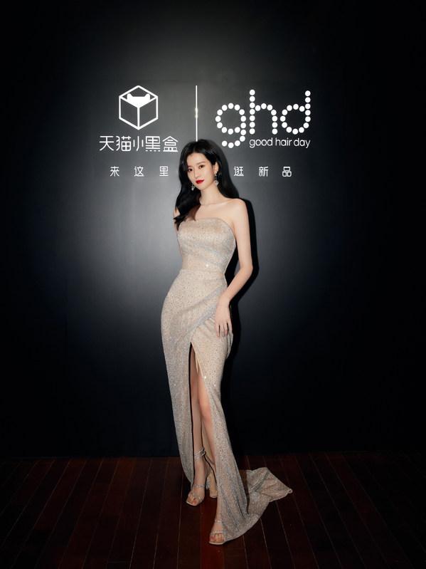 GHD官宣全新中国区焕发大使乔欣