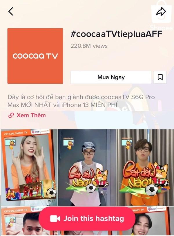 Coocaa thổi bùng sức nóng tại Việt Nam trong mùa hè này!
