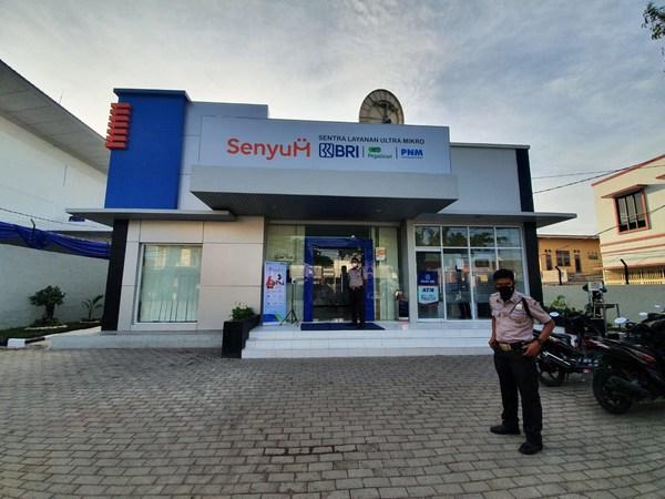 SENYUM, Ultra Micro Service Center - BRI, Pegadaian dan PNM Co-location