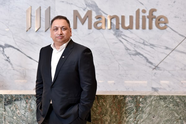 Manulife appoints Pankaj Banerjee as new Chief Distribution Officer, Asia