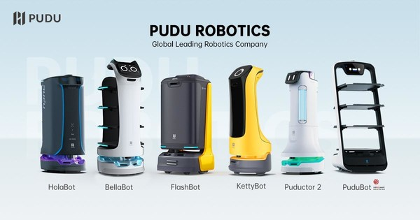Pudu Robotics Completes Series C2 Financing, with Nearly $155M in Total Raise from C1 and C2