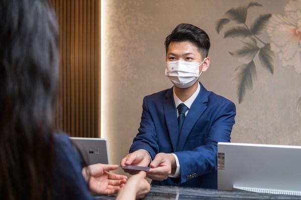 朗丽兹酒店推动数智化防疫 守护消费者双节出行安全