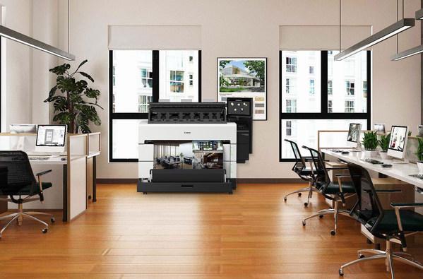 imagePROGRAF TZ-5300 5300 MFP便携、高速、高效为用户带来全新体验