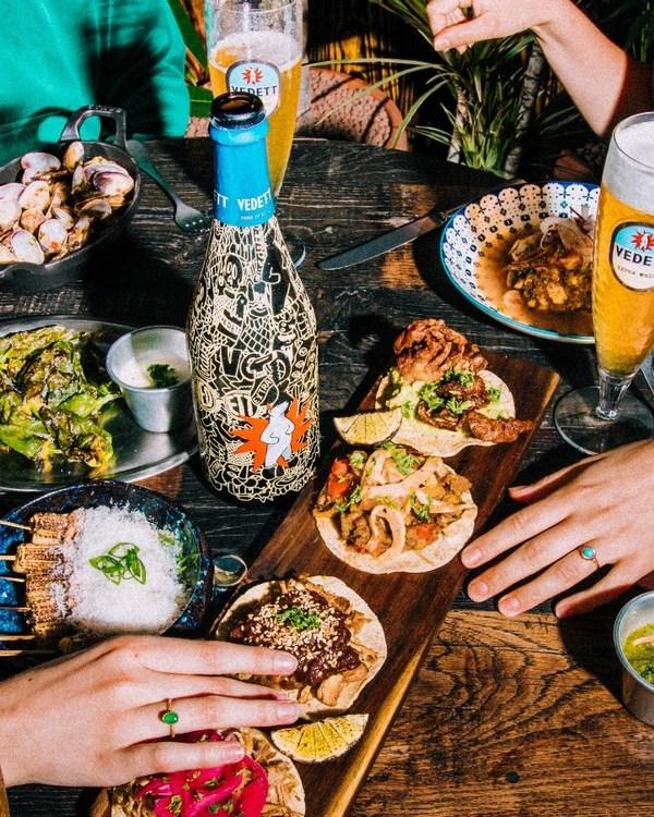 纵享派对 VEDETT超级白熊啤酒带来派对新体验