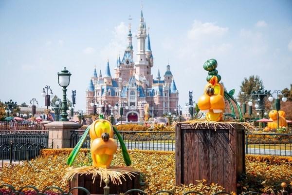 这个秋日在上海迪士尼度假区体验层出不穷的奇妙惊喜