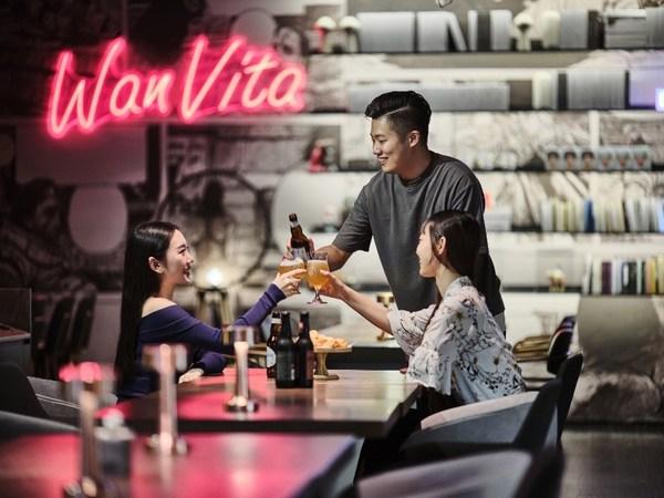 为新中产量身定制的高端生活方式酒店品牌万达颐华