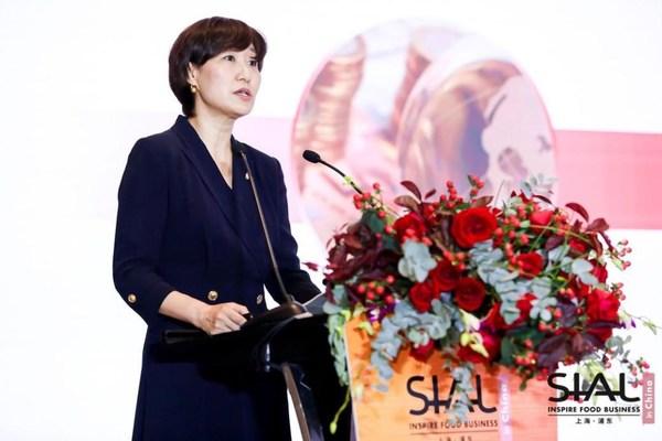 SIAL中国系列国际食品展CEO李悦