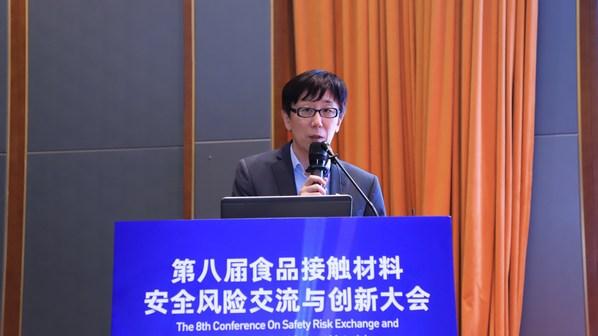 SGS轻工产品服务中国区化学技术总监卢耕博士