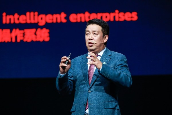Tao Jingwen สมาชิกคณะกรรมการและซีไอโอของหัวเว่ย