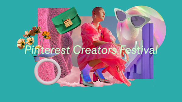 Pinterest Announces Second Annual Global Creators Festival on October 20th