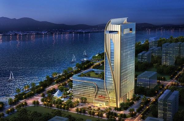 万豪酒店于中国东南区推进品牌拓展布局 温州万豪酒店精彩亮相