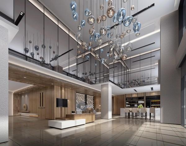 万豪国际集团旗下万枫酒店品牌首次亮相宁波