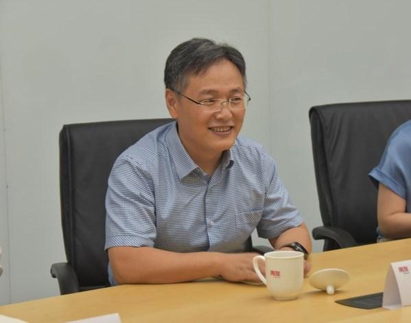 软通动力副董事长兼首席运营官车俊河