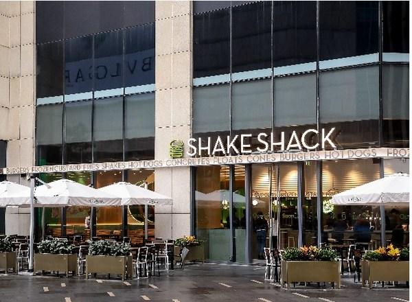 寻味杭城,新作启幕,SHAKE SHACK首次入驻浙江杭州