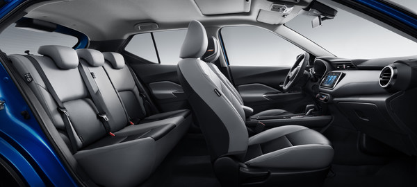 图2:全新劲客主驾席头枕内置一对Bose UltraNearfield钕磁铁超近场扬声器