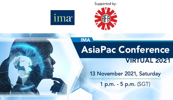 IMA Opens Registration for the 2021 Virtual AsiaPac Conference