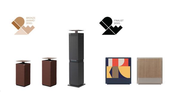 Coway dành được danh hiệu Grand Slam tại Giải thưởng top 3 mẫu thiết kế thế giới