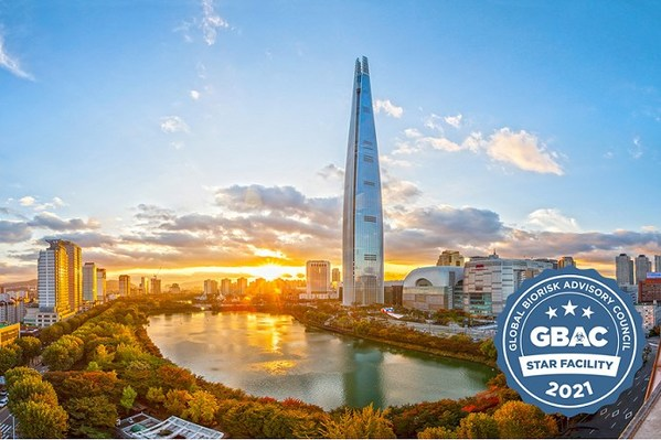 LOTTE HOTEL accredited with GBAC STAR by ISSA