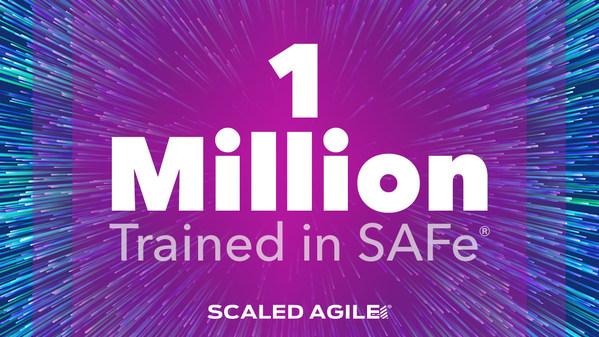 Scaled Agileが記録的な成長を達成-世界をリードするビジネスアジリティー向けフレームワークSAFe(R)のトレーニング受講者が100万人を突破