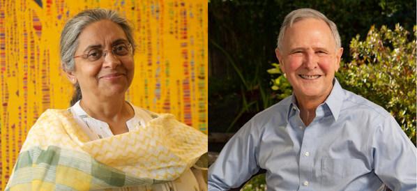 ศาสตราจารย์ Eric Hanushek และ ดร. Rukmini Banerji ได้รับรางวัลเชิดชูเกียรติด้านการศึกษาระดับสูงสุดของโลก 2021 Yidan Prize