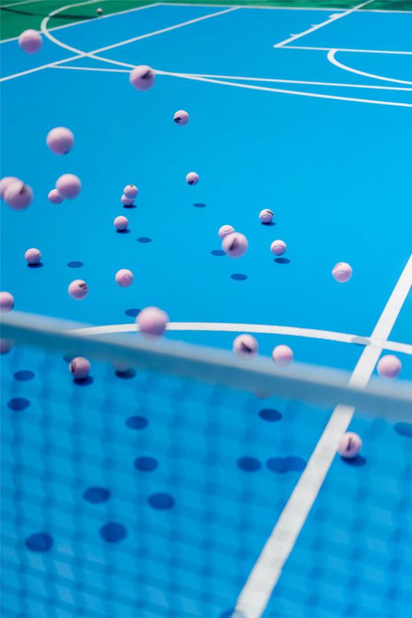 清远芊丽酒店 得闲 悦动 网球场