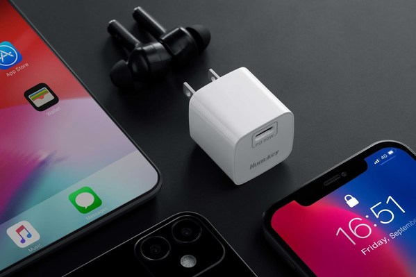 Huntkey to Release Its New 20W PD Charger
