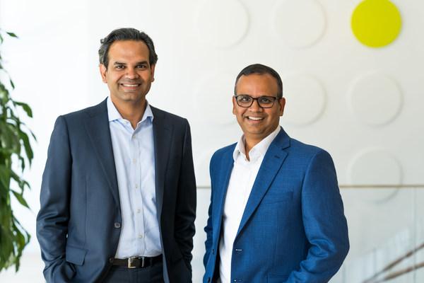 Medidata Veterans Rama Kondru and Sastry Chilukuri Named co-CEOs
