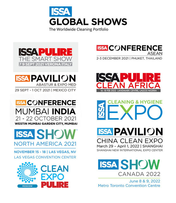 ISSA 全球展会
